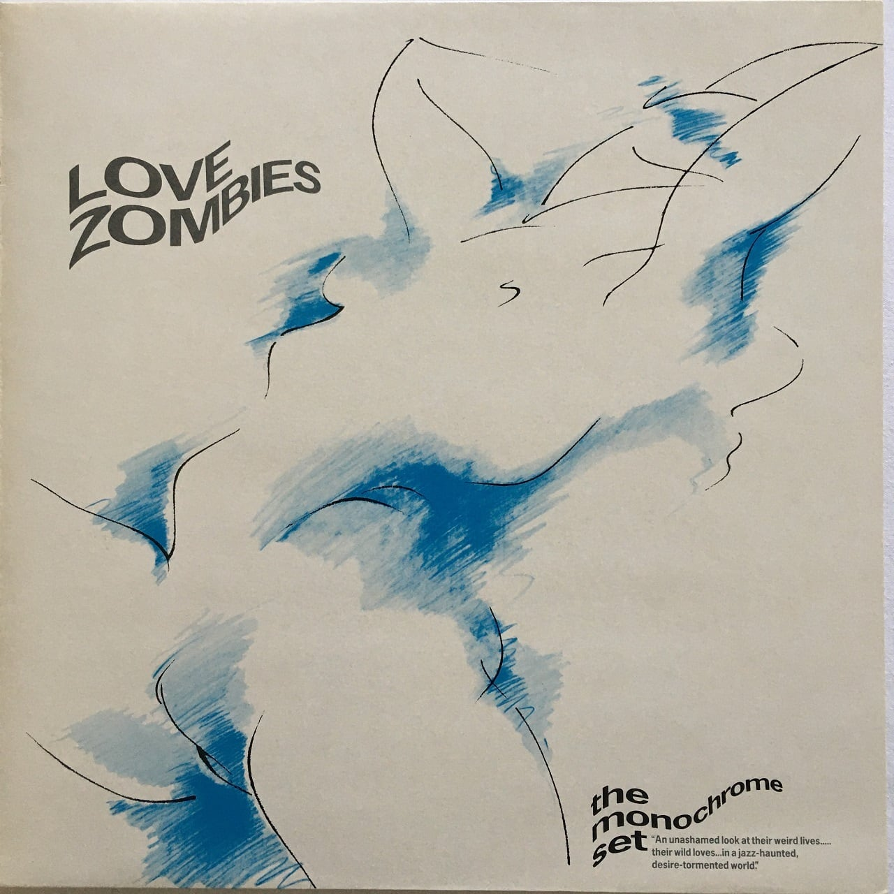 【LP・英盤】The Monochrome Set / Love Zombies