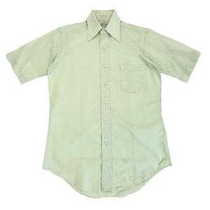70s Dress shirt 【EURO Vintage】