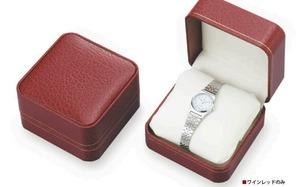時計ブレスレット用ケース 6個入り CB-101-W-BR