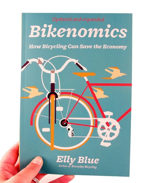 洋書 - Bikenomics: How Bicycling Can Save the Economy (Paperback)