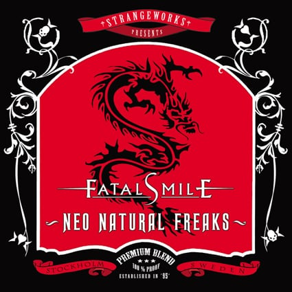 """FATAL SMILE """"Neo Natural Freaks""""日本盤"""