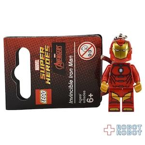 LEGO レゴ キーリング マーベル インビンシブル アイアンマン 853706