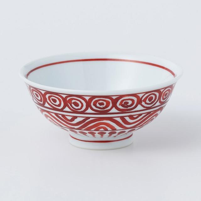朱 三島茶碗