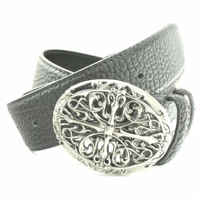ワイドオーバルクロスレットベルト ACBT0007 Wide oval crosslet belt