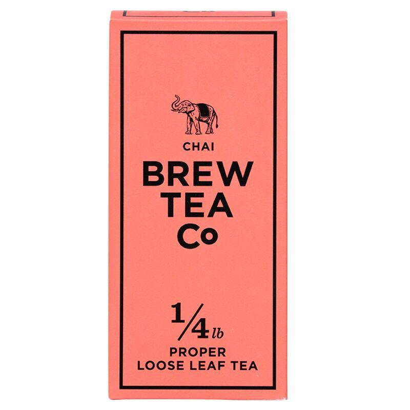 BREW TEA チャイ リーフティー