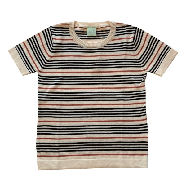 FUB Striped T-shirt