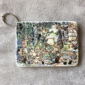 パスケース『森のマルシェ』