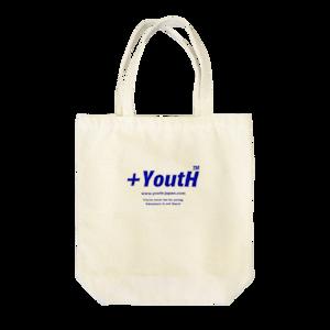 +YoutH Original Logo ToteBag YH5575