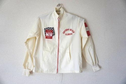 ヴィンテージレーシングジャケット(NASCAR WINSTONCUP DAYTONABEACH)