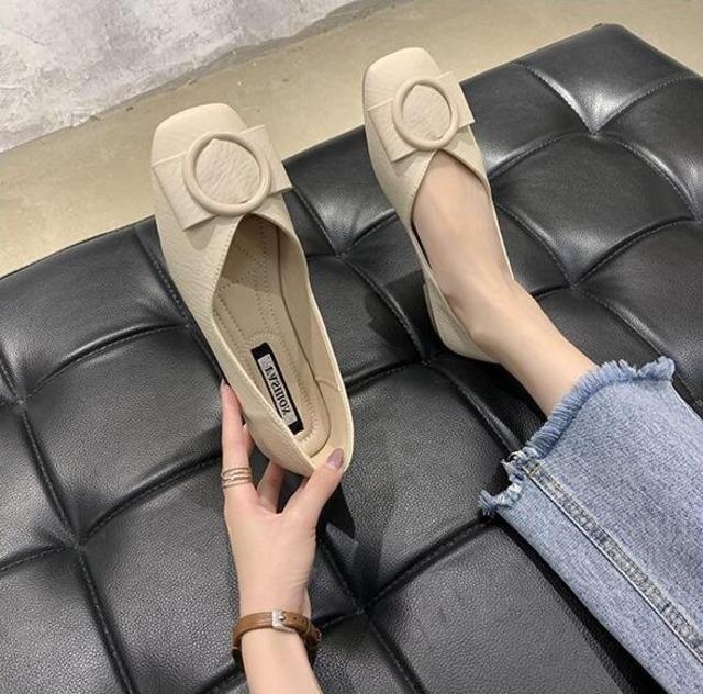 角が浅い パンプス シューズ ダイヤ靴 SHS581701