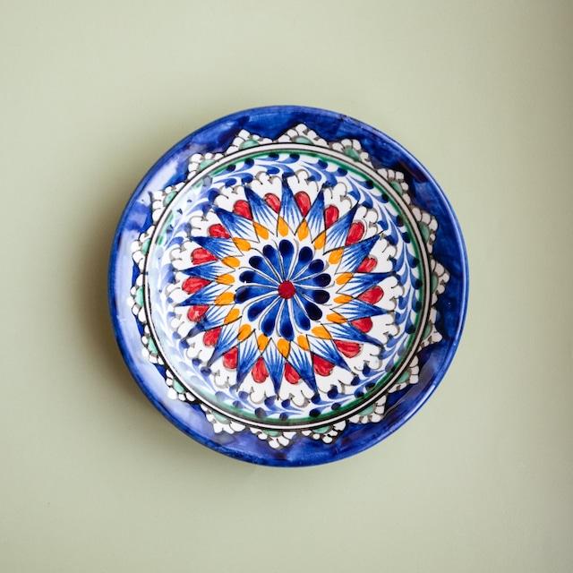 ウズベキスタンの小皿③