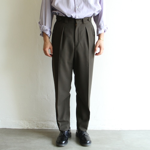 TANGENT【 mens 】charles french army adjuster pants