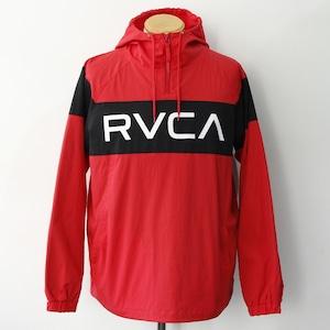 【RVCA】RVCA ANORAK JACKET (RED)