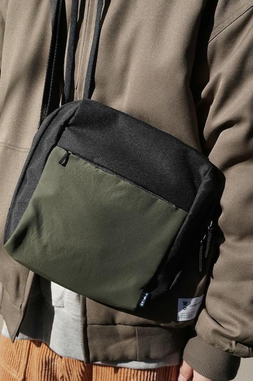 IFNI SHOULDER BAG [ OLIVE ]