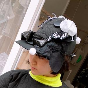 kouitten × frankygrow decorative cap / #4