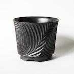黒鎬植木鉢 (3)