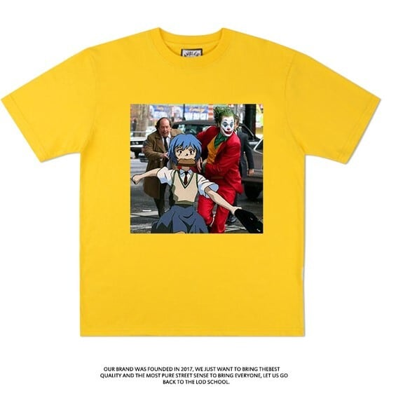 【エヴァコラボTシャツ】Joker×綾波Tシャツ