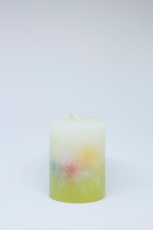 No.515 candle cylinder 76S 1800 キャンドル