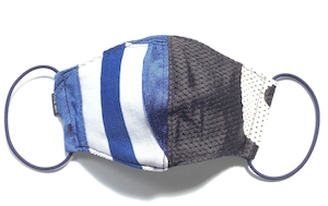 【デザイナーズマスク 吸水速乾COOLMAX使用 日本製】SPORTS MIX MASK CTMR 0930001