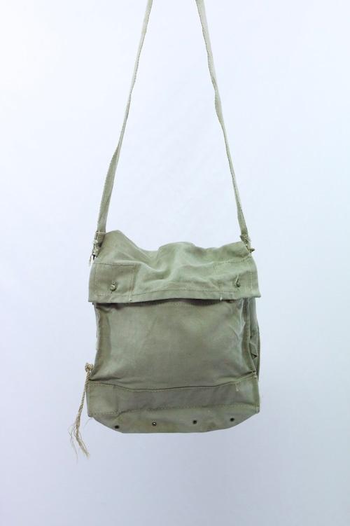 40's US ARMY WWⅡ gas mask bag