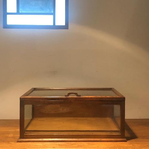 ディスプレイ ガラスケース