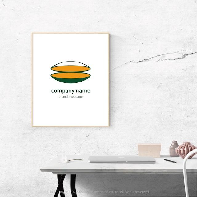 Brand Logo Mark :034