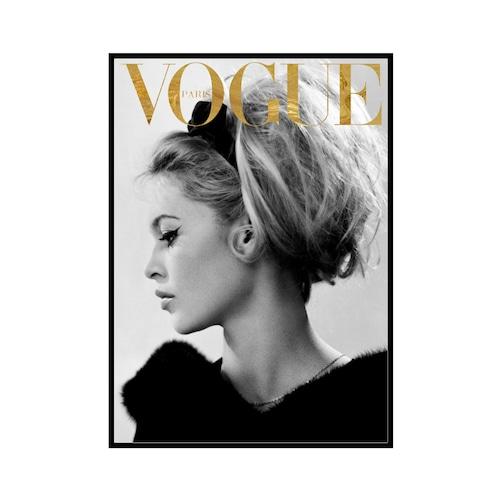 """VOGUE GM"" Bridget Bardot - VOGUEシリーズ [SD-000572] A4サイズ ポスター単品"