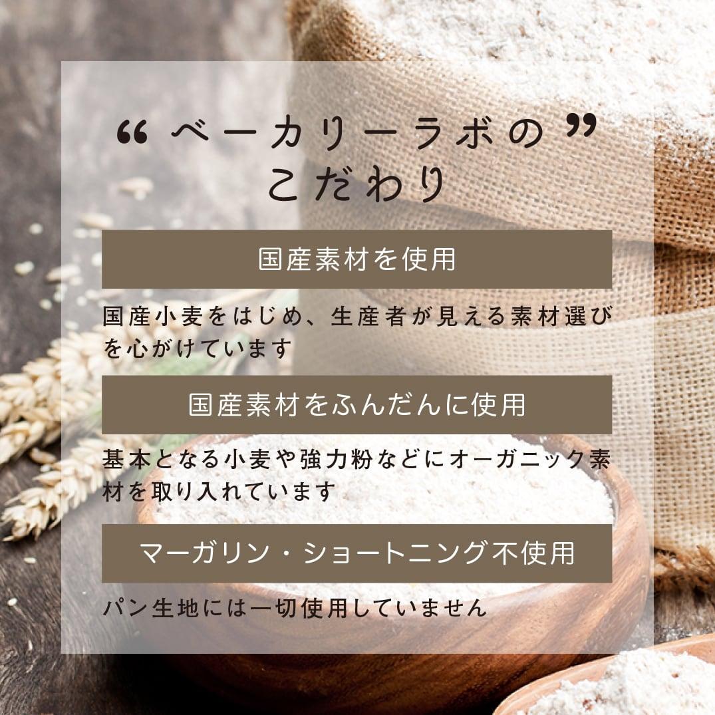 デニッシュブレッド[りんご&シナモン]