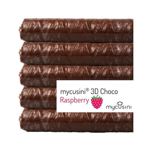 mycusini 3Dチョコ ラズベリー 5本入