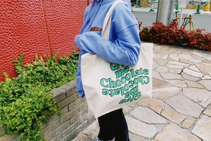 Psyche Canvas tote【Natural】