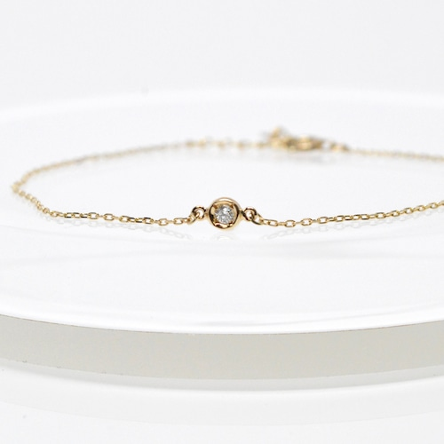 K10 Diamond Bracelet 0.03ct