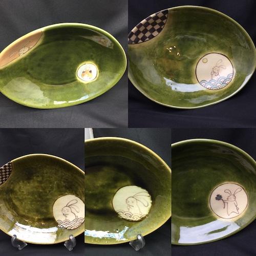 samansa(サマンサ) オーバル皿