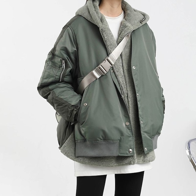 Military style jacket KRE1063