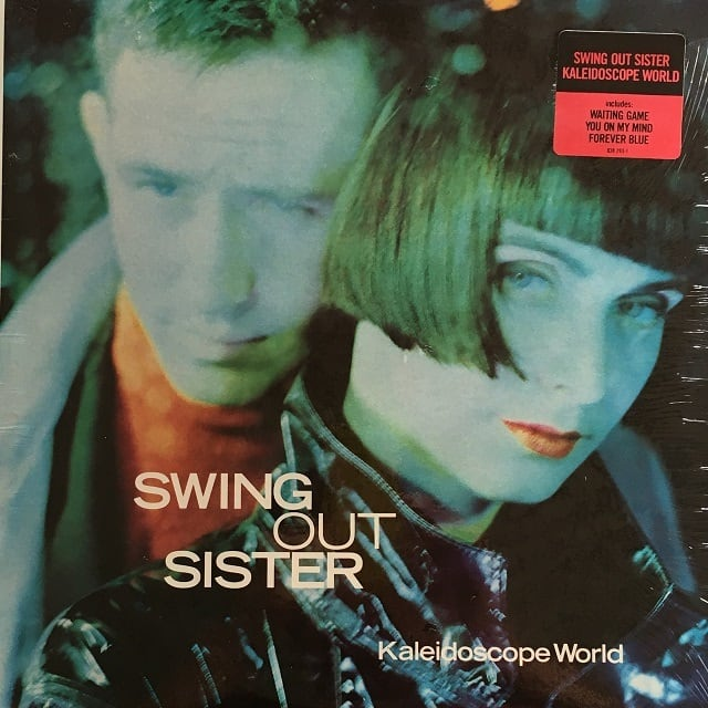 【LP・米盤】Swing Out Sister  / Kaleidoscope World