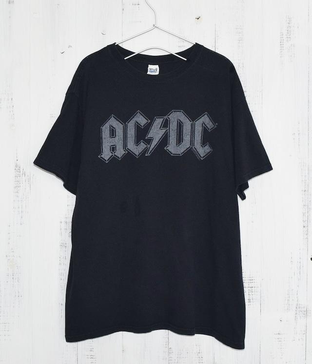 USED BAND T-SHIRT -AC/DC-
