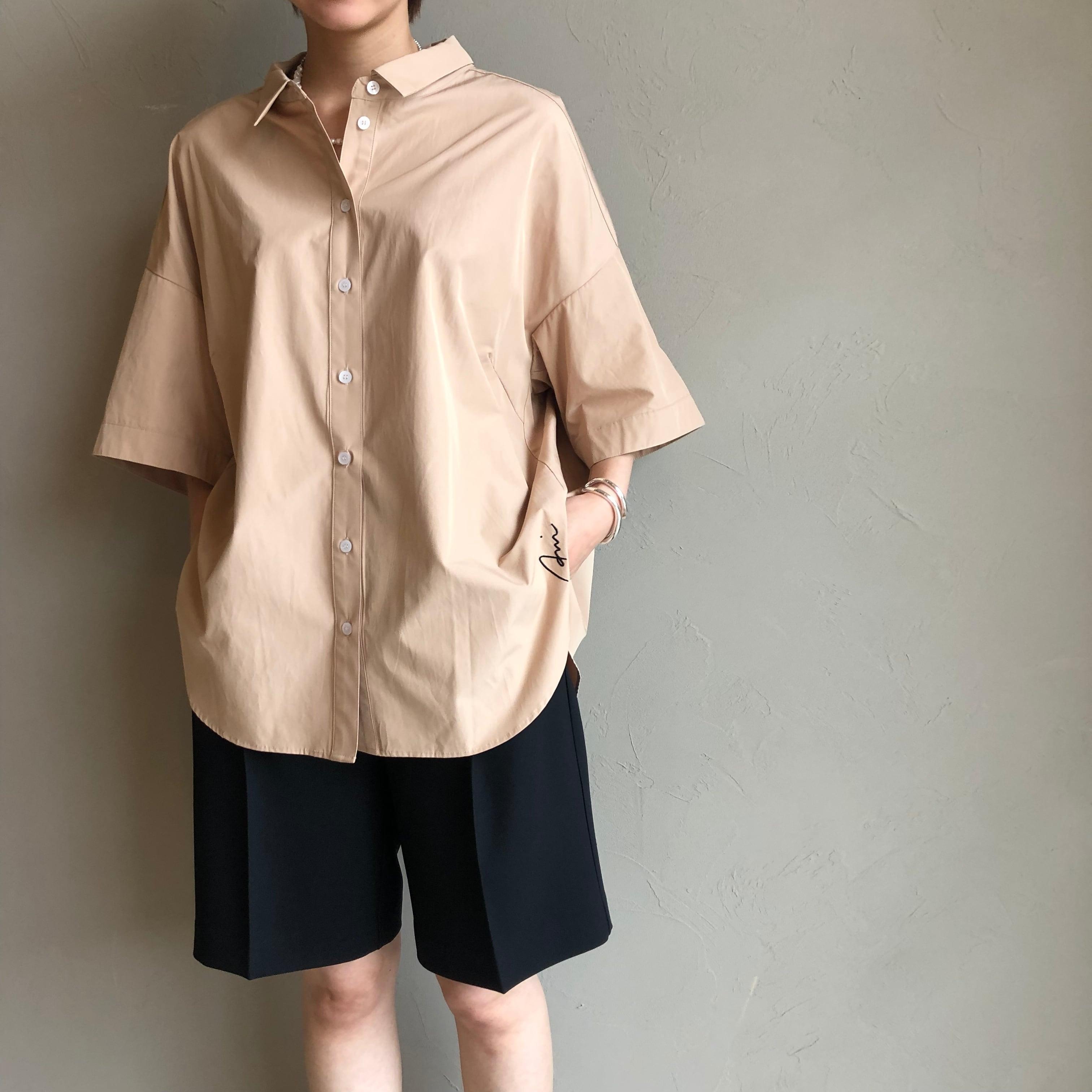 ご予約受付中!7/16〜発送予定【 ANIECA 】Embroidery Shirts