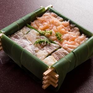 【ちちり鮨】鯛・海老