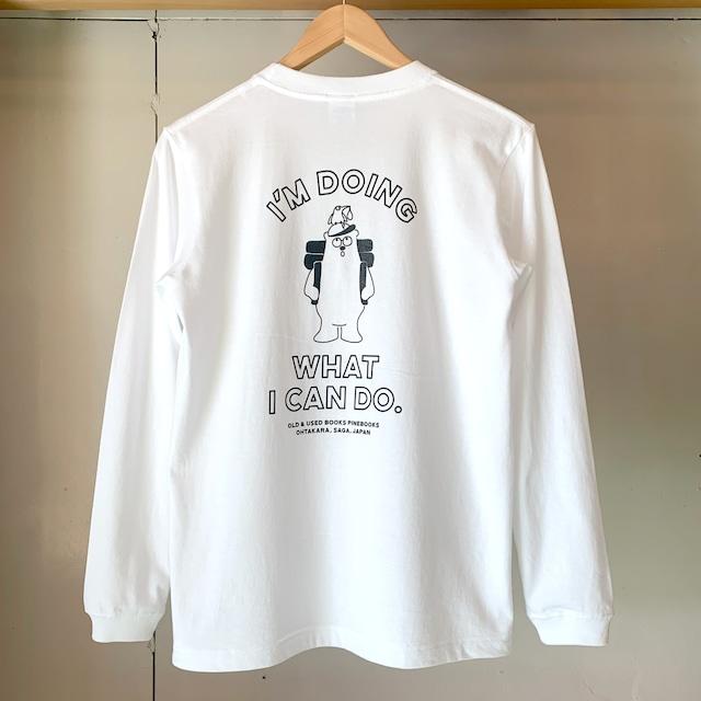ロングスリーブTシャツ / Bird & Bear / White