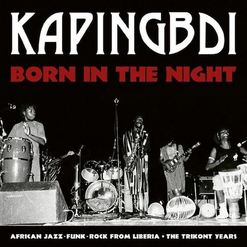 【ラスト1/LP】Kapingbdi - Born In The Night