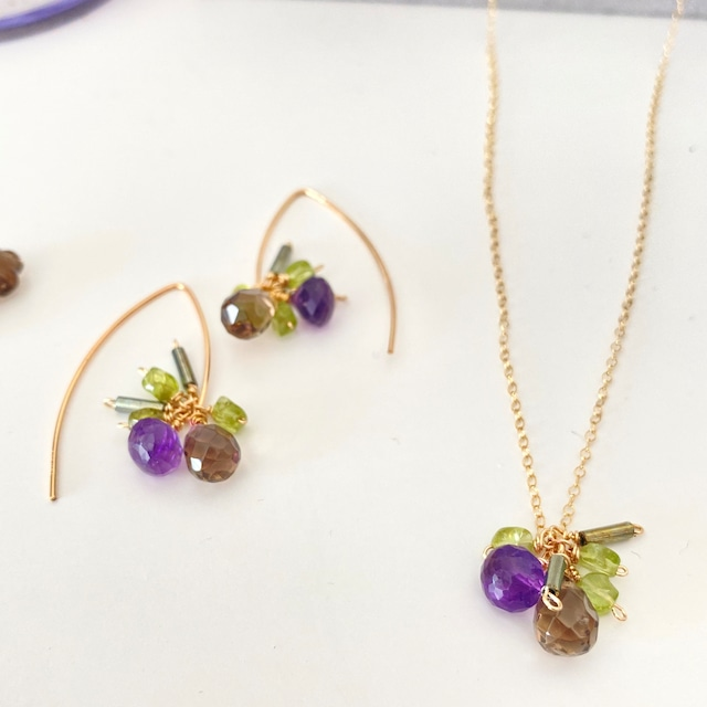 KAKALI earrings