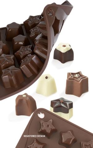 CHOCO04  チョコアイス・スター