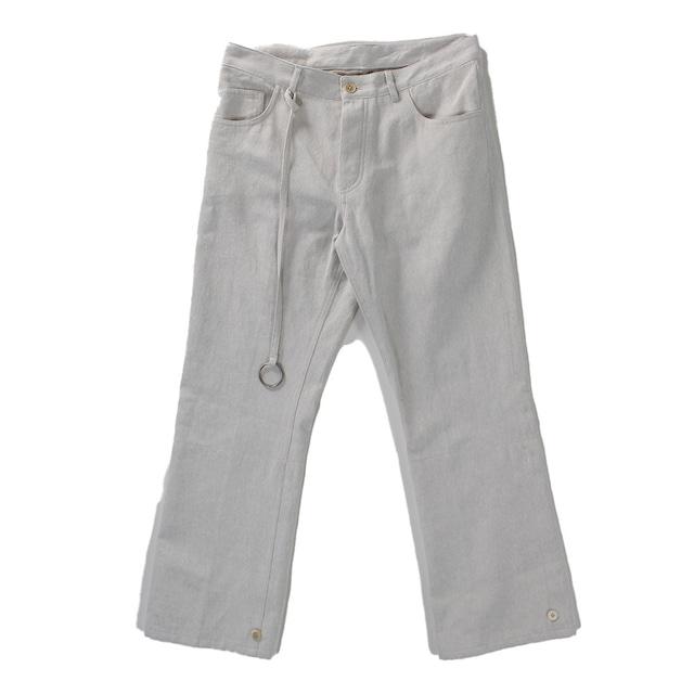 ANN DEMULEMEESTER 5 Pocket Pants