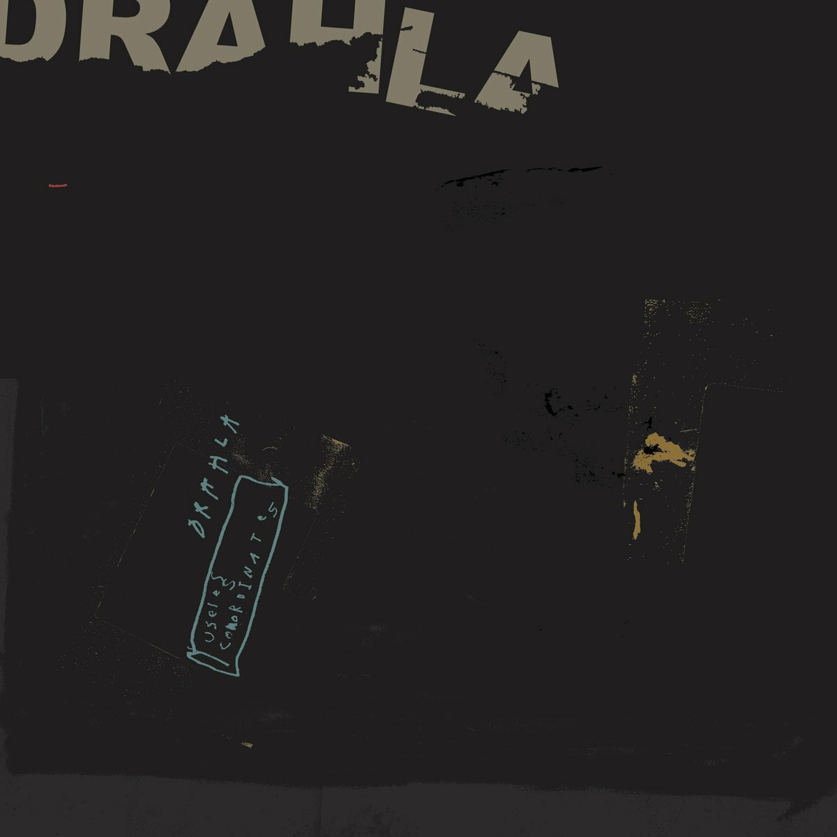 Drahla / Useless Coordinates(Cassette)
