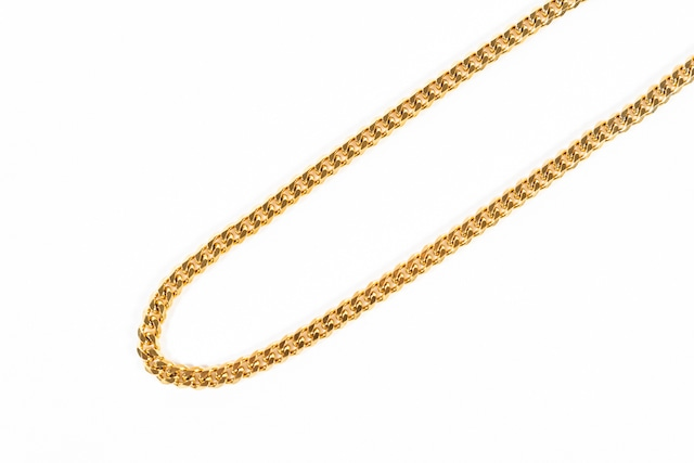 【316L chain necklace】 / GOLD