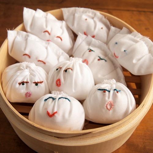 【emiumigumi】元祖 餃子くんと小籠包ちゃん