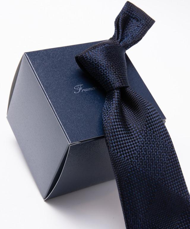 Franco Spada Snowflake ②(ウール ):  ブルー+ブラウン
