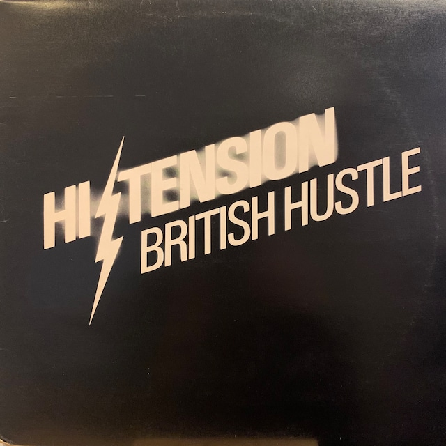 HI-TENSION - British Hustle / Peace On Earth