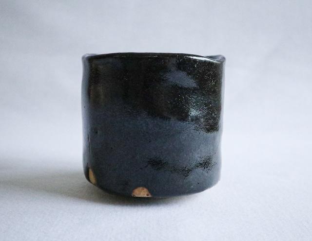 ■光藤佐  :  瀬戸黒茶碗