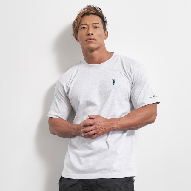 road to OLYMPIA T-shirt (ASH アッシュ)