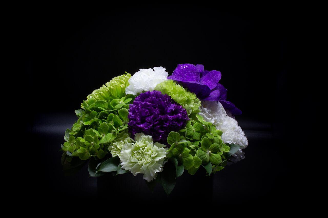 Funeral Flower Arrangement M(御供)